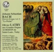 Oeuvres pour orgue Vol.5