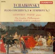 TCHAIKOVSKY - Järvi - Symphonie n°7 en mi bémol majeur '(Inachevé. Resta