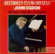 BEETHOVEN - Ogdon - Sonate pour piano n°14 op.27 n°2 'Clair de lune'