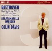BEETHOVEN - Davis - Symphonie n°3 op.55 'Héroïque'