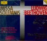 BEETHOVEN - Levine - Missa solemnis op.123
