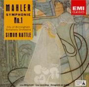 MAHLER - Rattle - Symphonie n°1 'Titan'