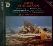 SCHUMANN - Martin - Sonate pour piano n°1 en fa dièse mineur op.11 'Flor