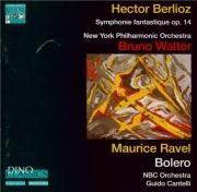 BERLIOZ - Walter - Symphonie fantastique op.14
