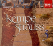 Kempe dirige Strauss Vol.3