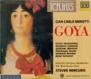 MENOTTI - Mercurio - Goya