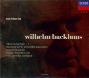 BEETHOVEN - Backhaus - Concerto pour piano n°1 en ut majeur op.15