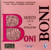 BONI - Ensemble Jacque - Motets (1573)