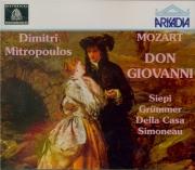 MOZART - Mitropoulos - Don Giovanni (Don Juan), dramma giocoso en deux a Live Salzburg 24 - 7 - 1956