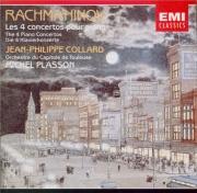 RACHMANINOV - Collard - Concerto pour piano n°1 en fa dièse mineur op.1