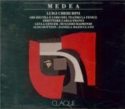 CHERUBINI - Franci - Medea (version italienne) live Venezia, 15 - 12 - 1968