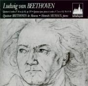 BEETHOVEN - Neuhaus - Quatuor à cordes n°16 op.135