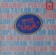 Made in the USA A Showcase of American Symphonic Music