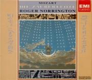 MOZART - Norrington - Die Zauberflöte (La flûte enchantée), opéra en deu
