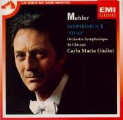 MAHLER - Giulini - Symphonie n°1 'Titan'