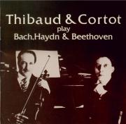BACH - Thibaud - Concerto brandebourgeois n°5 pour orchestre en ré majeu