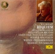 MOZART - Karajan - Requiem pour solistes, chœur et orchestre en ré mineu