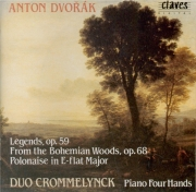 Complete Works for Piano 4 Hands Vol.1