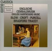 Musique anglaise pour clavecin du XVIIème siècle