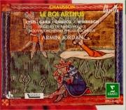 CHAUSSON - Jordan - Le roi Arthus op.23