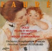 FAURE - Petitgirard - Dolly, six pièces pour piano (quatre mains) op.56