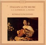 Italian Lute Music