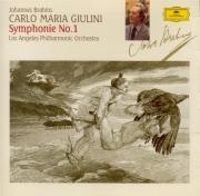 BRAHMS - Giulini - Symphonie n°1 pour orchestre en do mineur op.68