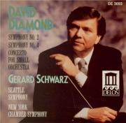 DIAMOND - Schwarz - Symphonie n°4