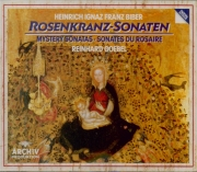 BIBER - Goebel - Sonate du rosaire n°1 'Jesu, den du, o Jungfrau, vom He