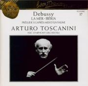 DEBUSSY - Toscanini - La mer, trois esquisses symphoniques pour orchestr