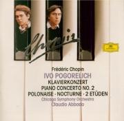 CHOPIN - Pogorelich - Concerto pour piano et orchestre n°2 en fa mineur