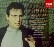 BEETHOVEN - Zacharias - Concerto pour piano n°1 en ut majeur op.15