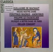 MACHAUT - Deller - Messe de Notre-Dame