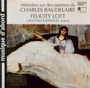 Mélodies sur des poèmes de Charles Baudelaire
