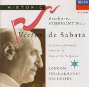 BEETHOVEN - De Sabata - Symphonie n°3 op.55 'Héroïque'