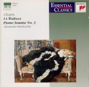 CHOPIN - Brailowsky - Sonate pour piano n°3 en si mineur op.58