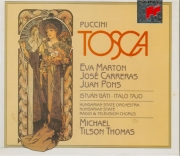 PUCCINI - Tilson Thomas - Tosca
