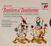 MOZART - Leppard - Bastien und Bastienne (Bastien et Bastienne), singspi