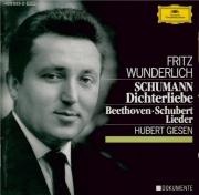 SCHUMANN - Wunderlich - Dichterliebe (Les amours du poète) (Heine), cycl