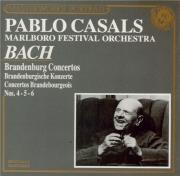 BACH - Casals - Concerto brandebourgeois n°4 pour orchestre en sol majeu