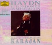 HAYDN - Karajan - Douze symphonies londoniennes Hob.I:93-104