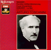 WAGNER - Toscanini - Parsifal WWV.111 : prélude de l'acte 1