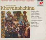 MOUSSORGSKY - Tchakarov - La Khovantchina