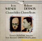 Mélodies de Wiener