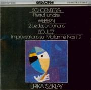 SCHOENBERG - Sziklay - Pierrot lunaire op.21