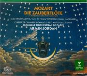 MOZART - Jordan - Die Zauberflöte (La flûte enchantée), opéra en deux ac