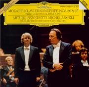 MOZART - Michelangeli - Concerto pour piano et orchestre n°20 en ré mine