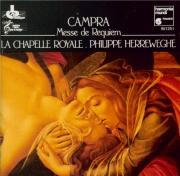 CAMPRA - Herreweghe - Requiem