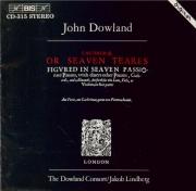DOWLAND - Lindberg - Lachrimae