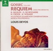 GOSSEC - Devos - Requiem, grande messe des morts